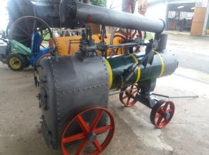 1-2 NHP Portable Steam Engine