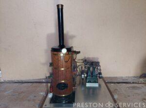 Miniature Steam Plant