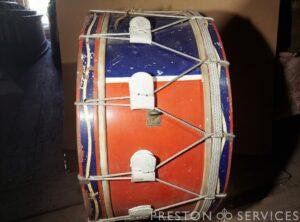 Ceremonial Bandsman's Drum
