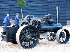 2 Inch Scale FOWLER Ploughing Engine