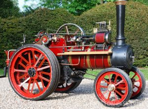 3 Inch Scale ALLCHIN Agricultural Traction Engine