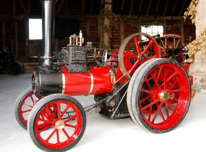 3″ Scale BURRELL Agricultural Traction Engine