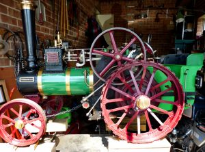 3″ Scale BURRELL Traction Engine