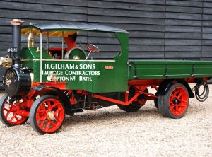 4″ Scale FODEN Steam Wagon