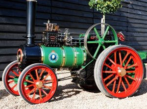 4 Inch Scale FOSTER Agricultural Traction Engine