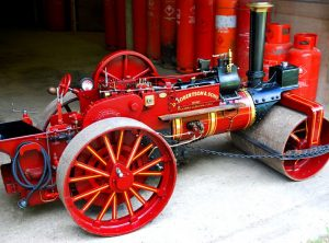 Miniature Steam Rollers
