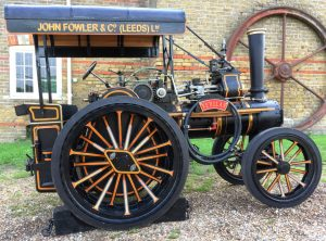 4 Inch Scale FOWLER Traction Engine
