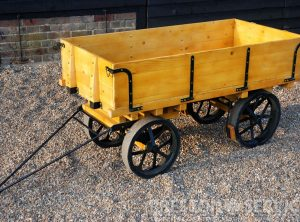 Miniature Trailers & Water Carts