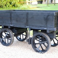 4 Inch Scale Traction Engine Trailer