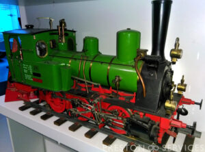 5 Inch Gauge 0-6-0 ORENSTEIN & KOPPEL Locomotive
