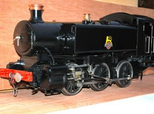 5 Inch Gauge G.W.R. 'SPEEDY' 1500 Locomotive
