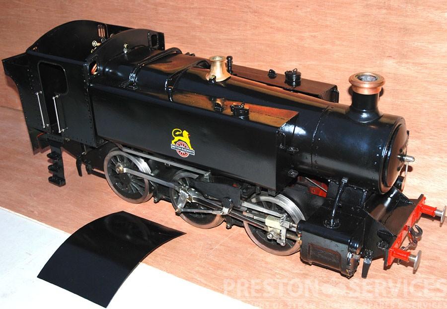 In Br Speedy on Steam Locomotive Valve Gear