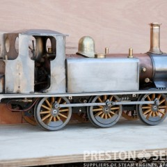 "5 Inch Gauge ""TERRIER"" Steam Locomotive"