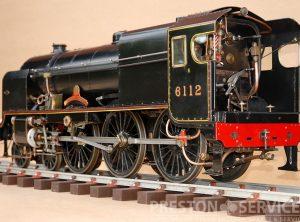 Miniature Railway Locomotives