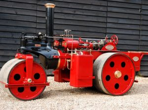 5 Inch Scale WALLIS & STEEVENS 'ADVANCE' Steam Roller