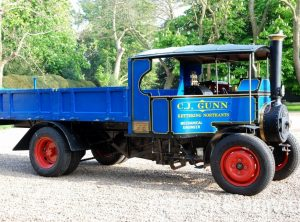 6 Inch Scale FODEN Steam Wagon