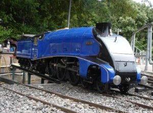 7¼ Inch Gauge LNER A4 Locomotive