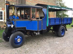 9 Inch Scale FODEN Steam Wagon