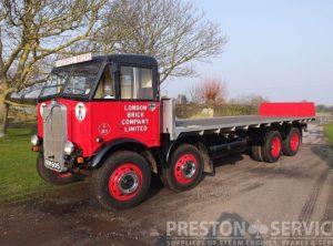 A.E.C. Mammoth Major 8 Wheel Lorry