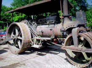 ALBARET Steam Roller