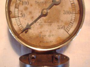 ALLCHIN 6″ Pressure Gauge