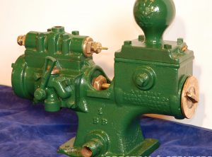 AMERICAN STEAM PUMP Co.  Moores Type Horizontal