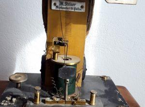Rare Vintage Ammeter