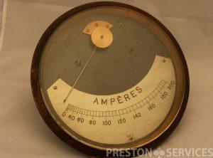 McWIRTER & STANLEY Ammeter