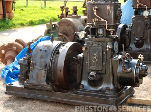 ASHWORTH-PARKER Generator Set