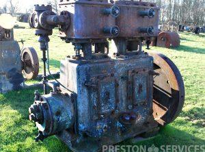 ASHWORTH-PARKER Generator Set Engine