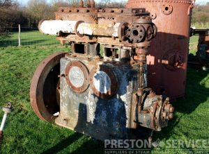 ASHWORTH-PARKER Generator Set Engine