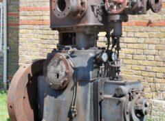 ASWHORTH-PARKER 40 HP Enclosed Generator Set Engine