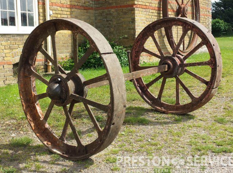 Aveling-Wheels