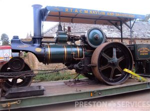AVELING BARFORD Steam Roller