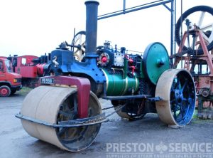 AVELING & PORTER Steam Roller