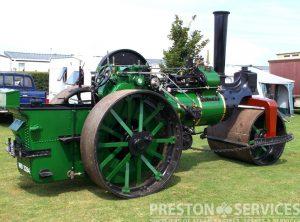 AVELING & PORTER 10 Ton Steam Roller