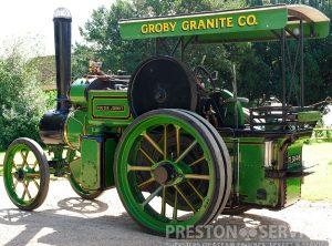 AVELING & PORTER Steam Tractor