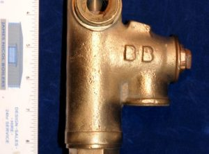 'BB' Boiler Feed Injector