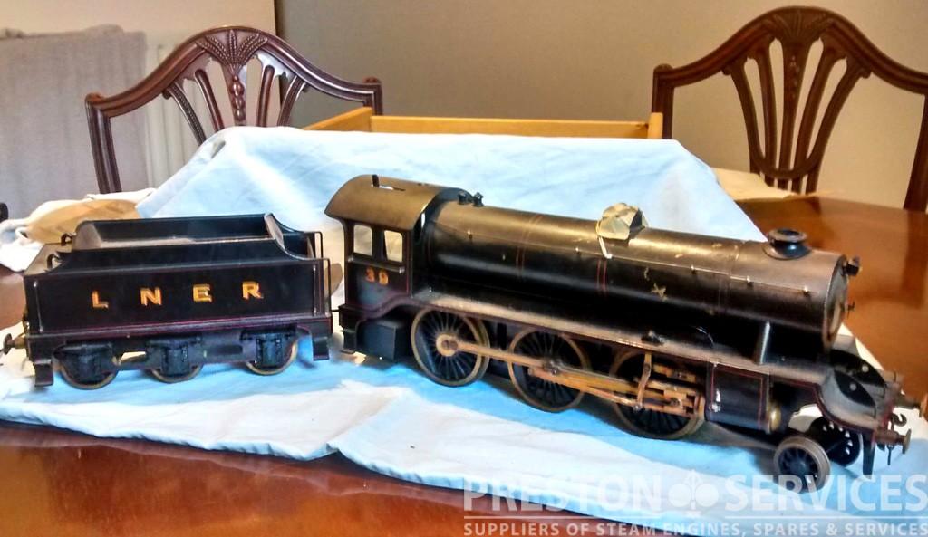 Miniature Railway Locomotives Archives - PRESTON SERVICES