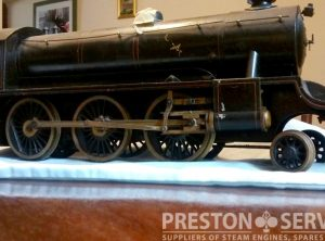 BASSETT LOWKE O Gauge Steam Loco