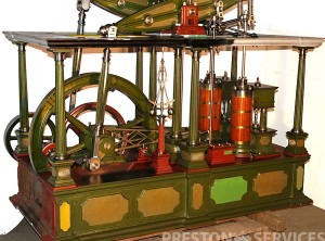 NEILSON & Co. Twin Beam Engine