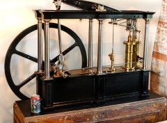 Six Column Beam Engine