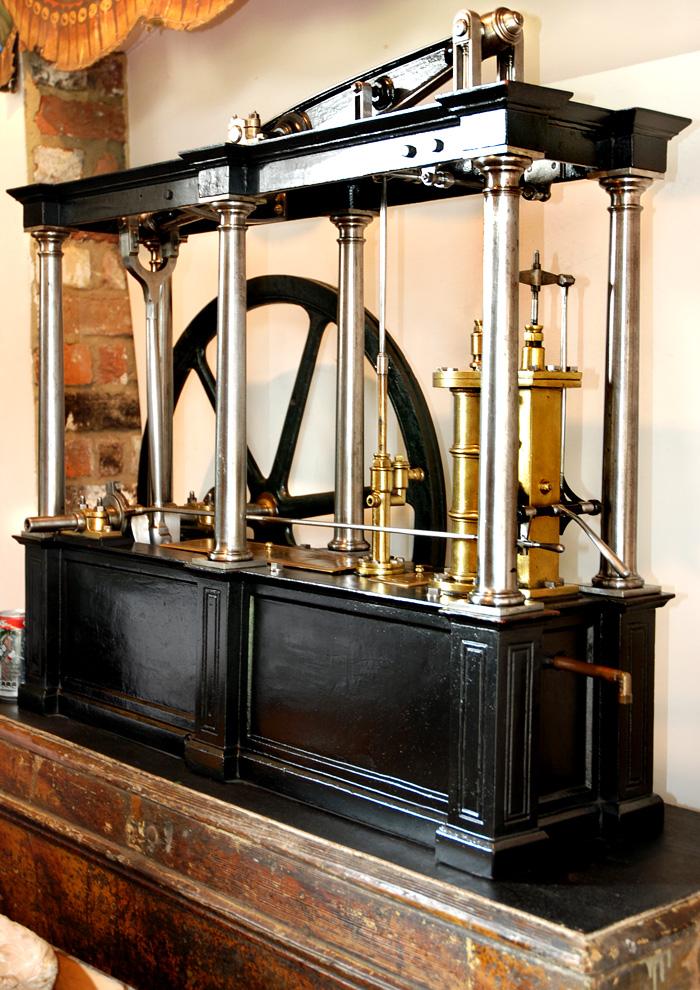 Six Column Beam Engine Preston Services