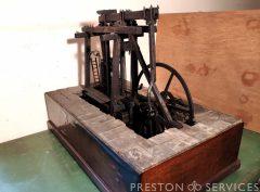 Beam Engine Model 19th Century
