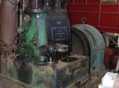 BELLISS & MORCOM Compound Generator Set