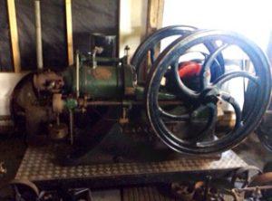 BLACKSTONE 9 HP Oil Engine
