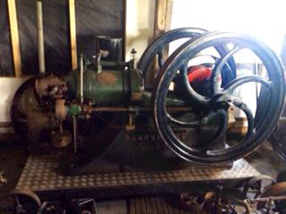 BLACKSTONE 9 HP Oil Engine - PRESTON SERVICES