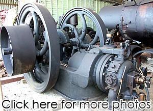 Hot Bulb Engines