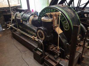 BLACKSTONE & Co. Oil Engine 167027