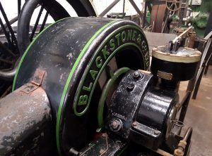 BLACKSTONE & Co. Oil Engine 167027